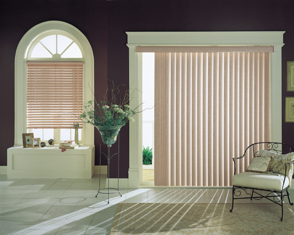 Vertical Blinds by Baileys Blinds in Bury St Edmunds and Brandon